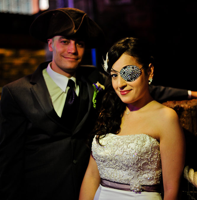 Pirate Themed Wedding|Liz & Erik|Teaser|Las Vegas Wedding Photography