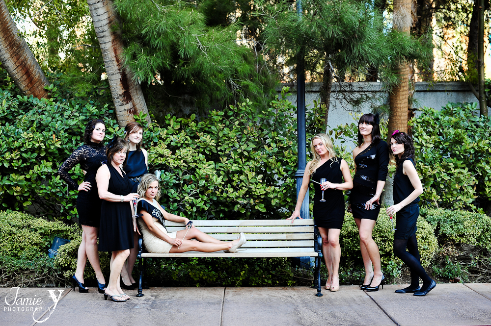 Teaser|Rebecca's Bachelorette Party|Las Vegas Strip|Photography