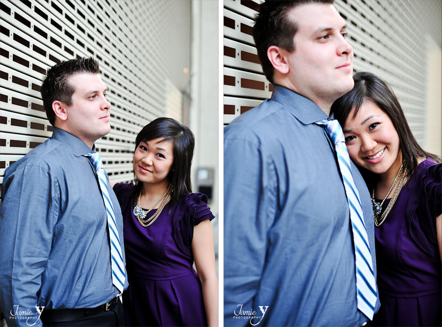 engagement photography in downtown las vegas