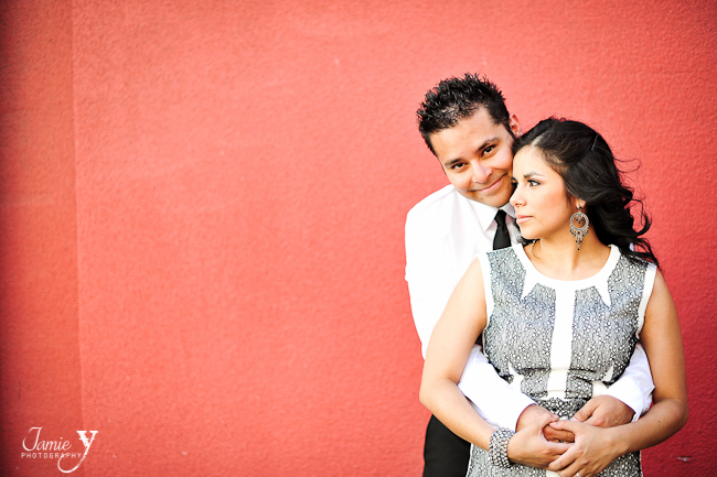 Urban Engagement Photography In Downtown Las Vegas|Preview|Aurora & Gerardo