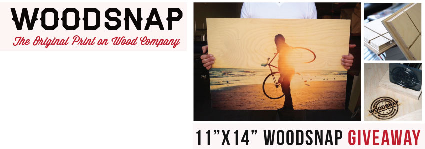 Contest| Win a WoodSnap 11×14 Picture printed directly on wood|Super Cool Product