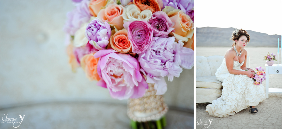 Meet Vegas Wedding Vendors | Layers Of Lovely | Floral Artist