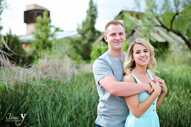 Emily & Mitchel | Engagement Photos | Springs Preserve