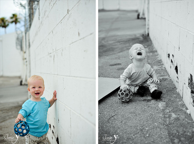 My Little Urban Cowboy | Mylo is 1 | Portraits