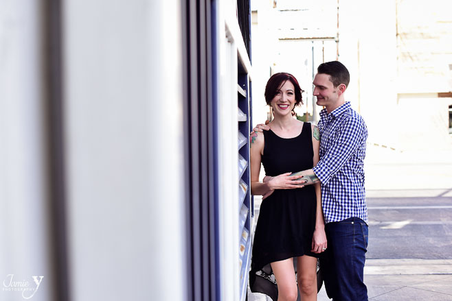 DTLV Engagement Session | Stephanie & Todd