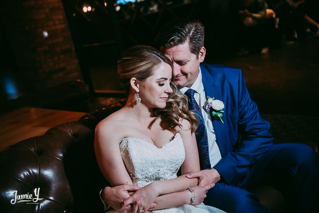 Downtown Grand Las Vegas Wedding | Caitlin & Kevin