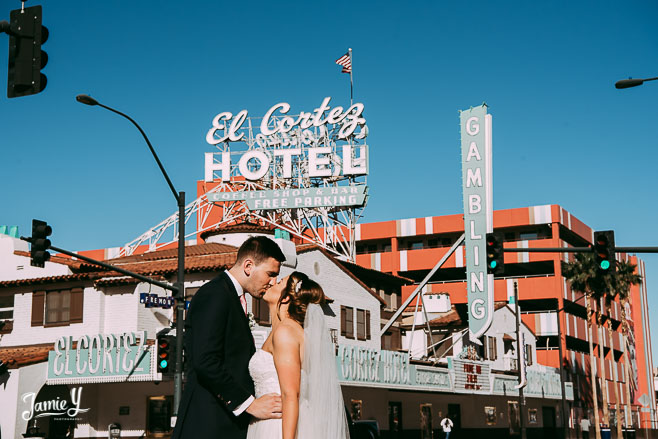 Smith And Wollensky Las Vegas Wedding | Charlie & Tom