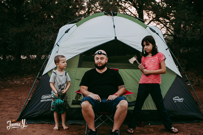 Zion | Family Camping Trip