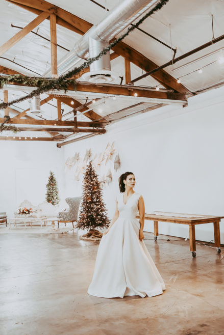 rustic industrial wedding venue las vegas the doyle
