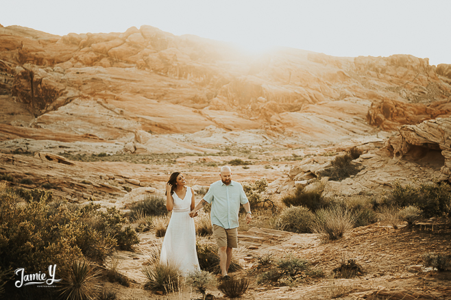 Valley Of Fire Wedding Photography | Heather & Chris